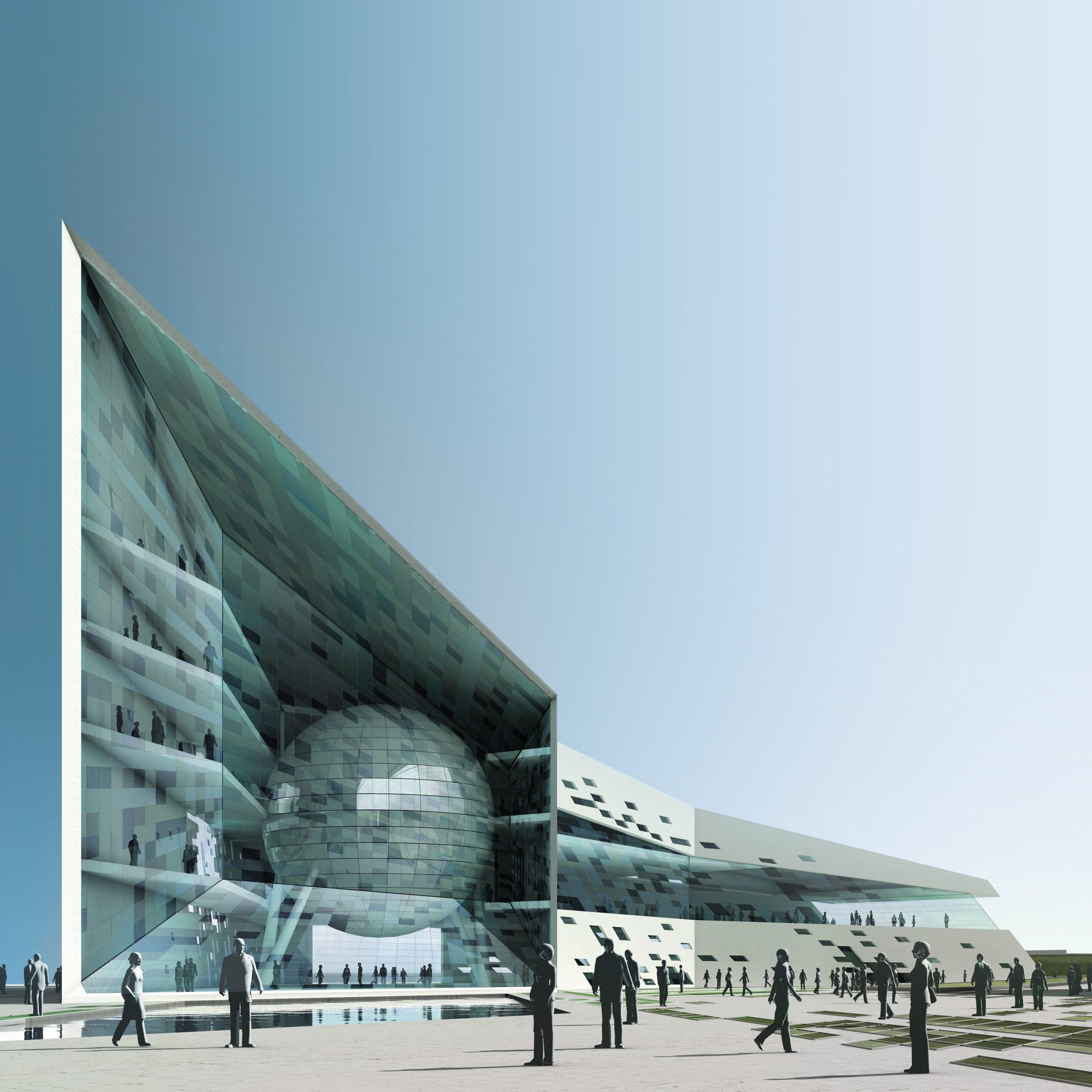 Архитектура на сгради