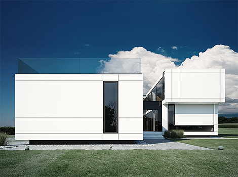 The White House Domko Starh Architects