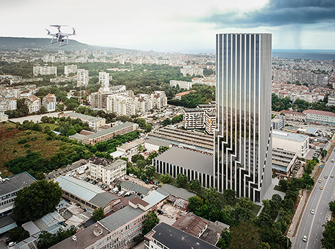 Signia Tower Starh Architects Varna